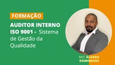 Auditor Interno de ISO 9001 - Sistema de Gestão da Qualidade