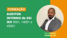 Auditor Interno de SGI - ISO 9001, 14001 e 45001 T.03