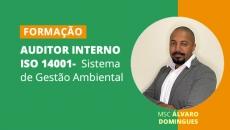 Auditor Interno de ISO 14001 - Sistema de Gestão Ambiental (T.02)